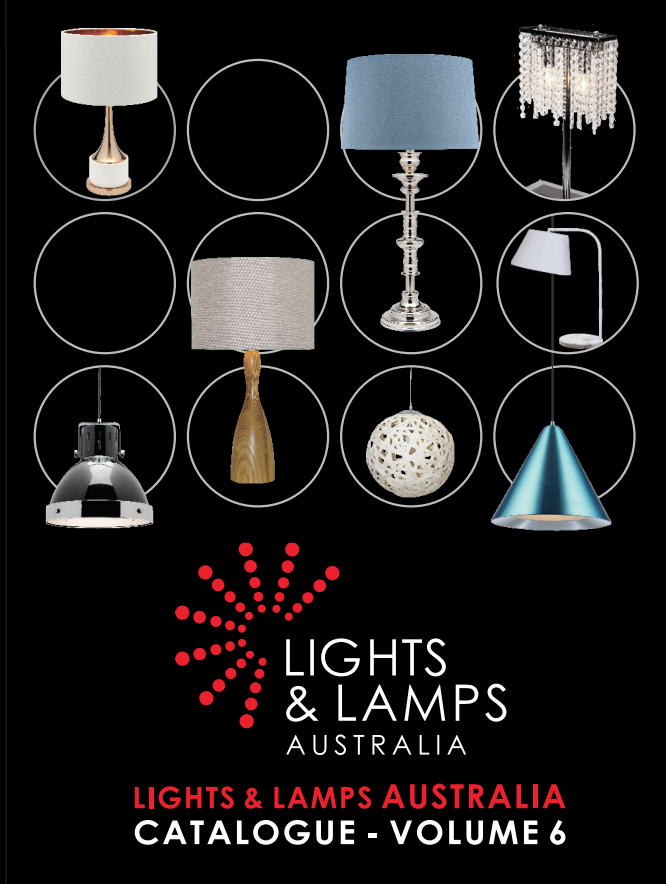 Lights and Lamps New Collection Catalogue - Volume 6