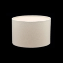 34cm Bordeaux Drum Shade Plain
