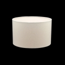 38cm Bordeaux Drum Shade Plain