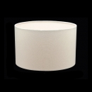 44cm Bordeaux Drum Shade Plain