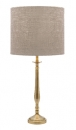 LLT Flute Antique Brass Linen Natural